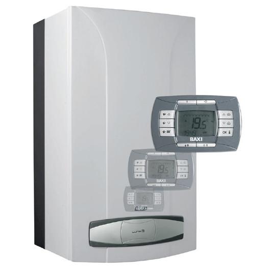 Котел газовый Baxi Luna3 Comfort 310-Fi купить в интернет-магазине, цена.